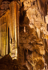 The caves of Dim, Alanya Turkey