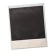 canvas print picture - polaroid originale