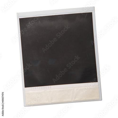 Leinwanddruck Bild polaroid originale