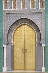 Orientalische Architektur, Marokko