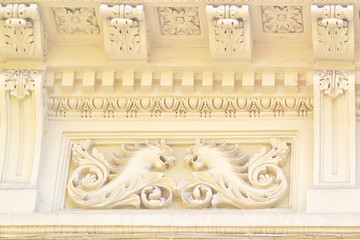 moldings in architecture