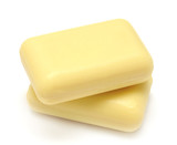 Yellow soap