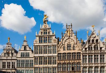 Antwerp Guild houses