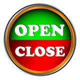 Open and close icon