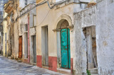 Alleyway. Tricase. Puglia. Italy. - 60643030