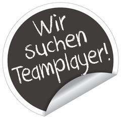 Wir suchen Teamplayer