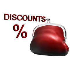 purse discount