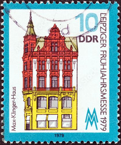 Max Klinger House, Leipzig (German Democratic Republic 1979)