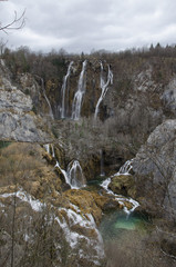 plitvice waterfalls and lakes