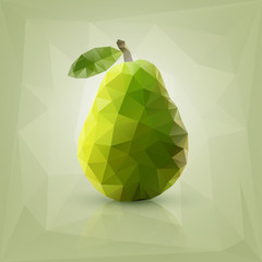 Polygon pear