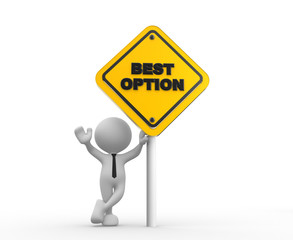 Best option