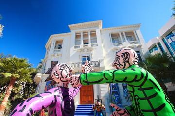 cannes costa azzurra museo arte contemporanea