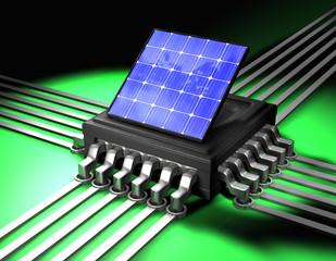 CHIP - Prozessor - Solar