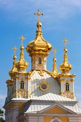 Peterhof Palace Church