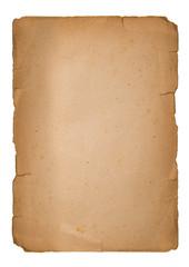 vecchis pagina strappata