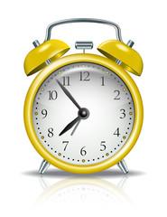 Vector alarm clock