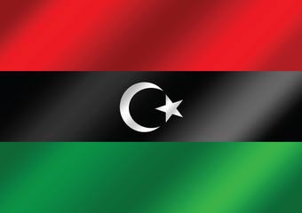 Libya Flag design