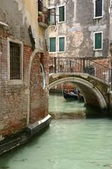 Venezia - Gondole e canali