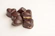 Romantici cioccolatini fatti in casa