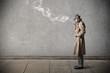 smoking detective - 60659221