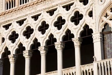 Detail Ca' d'Oro, Venice