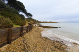 Lepe Beach, Hampshire, England, United Kingdom.