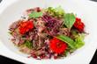 Warm duck salad