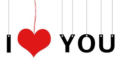 Imagen que simboliza I Love You