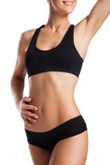 Perfect sport body