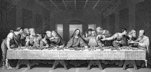 The Last Supper - 60664446