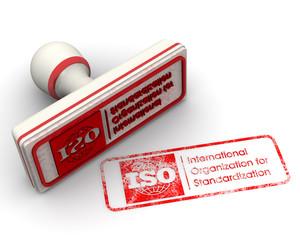 Стандарт ISO. Печать и оттиск
