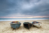 Boats at Durley Chine