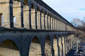 Les Arceaux à Montpellier