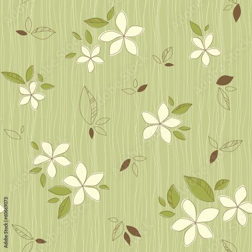 Seamless Spring Florals - 60669073