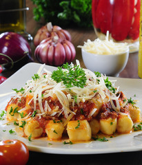 Gnocchi plate
