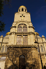 Cathedral - Varna, Bulgaria