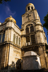 Cathedral - Varna, Bulgaria