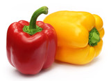 Fototapety Two Capsicums