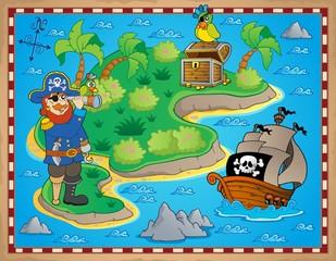 Treasure map topic image 8