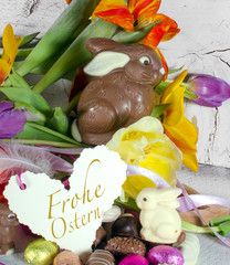 Frohe Ostern :)