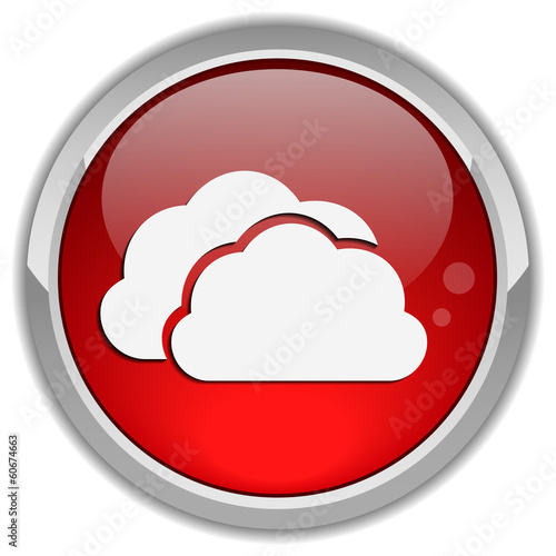 button clouds sign