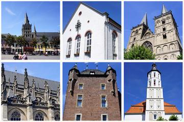 Impressionen von XANTEN ( Niederrhein )