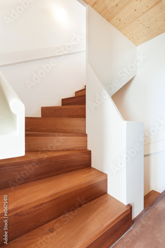 canvas print picture detail staircase