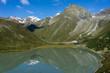 Rifflsee mit Seekogel (3358 m)