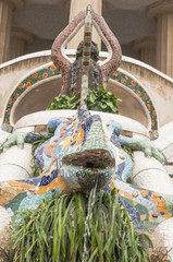 Barcelona, Altstadt, Kunst, Kultur, Güell, Spanien