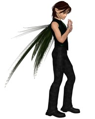 Male Urban Fairy