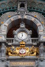 Anvers horloge centrale