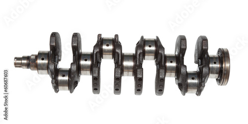 crankshaft in cars with 200,000 miles