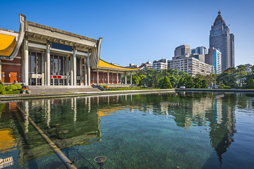 Dr. Sun Yat-sen Memorial Hall in Taipei, Taiwan
