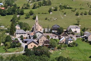 Frans bergdorpje